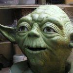Animatronic Yoda