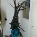 Animatronic Tree / Ghost Hui-Buh
