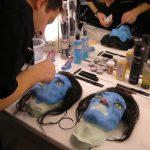 Avatar Pro7 Maskenbild Prosthetics Effektmaske