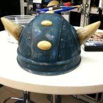 Wickie Stunt - Helm aus leichten Material