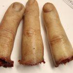 Abgetrennte Finger SFX