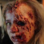 Rotten Face SFX Prosthetics