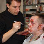 At Work SFX Maskenbild Österreich Alpine Zombies