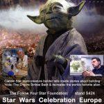 Yoda Animatronic