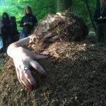 Leichendummie im Wald SFX