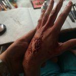 Biss in Hand FX Maskenbildner