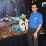 Yoda and me