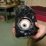 Hui Buh Zyklop mit Animatronic Auge