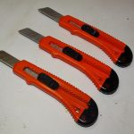 SFX Cuttermesser aus Gummi