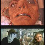 Quasimodo mit ferngesteuertem Auge