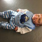 Baby Dummie SFX Dummy Silikon Haar Wimpern Augenbrauen Lebensecht Film TV Spezialeffekte