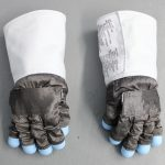 NASA Apollo 11 Gloves Replica 1 /1 Movie Prop Film Requisiten movieSFX Armstrong Astronauten Handschuhe Mondmission