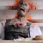 Leiche ,mumifiziert,Dead Corpse SFX Effects Dummie