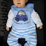 Animatronic Baby kann die Augen und Mund öffnen , Hände bewegen sich. Das Baby ist aus Silikon mit flexiblen Armen und Beinen