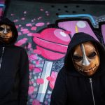 Masken für Musik Stars . MTV Cool SFX Masks