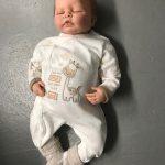 Baby Dummie aus Gummi und Haar movieSFX Filmeffekte Film Baby FX Spezialeffekte Klinik Film